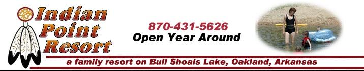 indian point resort cabins bull shoals lake