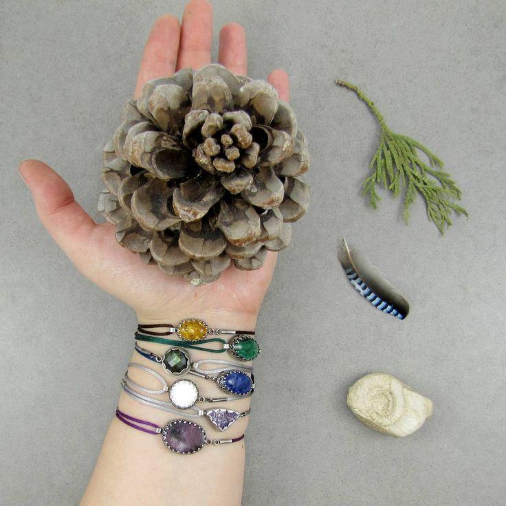Several new bracelets 😊 Adjustable to perfectly fit on your wrists.    #Silverjewelry #bracelet #colorful #adjustable #handmade #handcraftedjewelry #jewellery #bijoux #perfectlyfit #natural #srebrnabizuteria #zkamieniami #bransoletki #kolorowebransoletki #naturalnie #nasznurku #regulowanebransoletki #bizuteria #recznierobiona