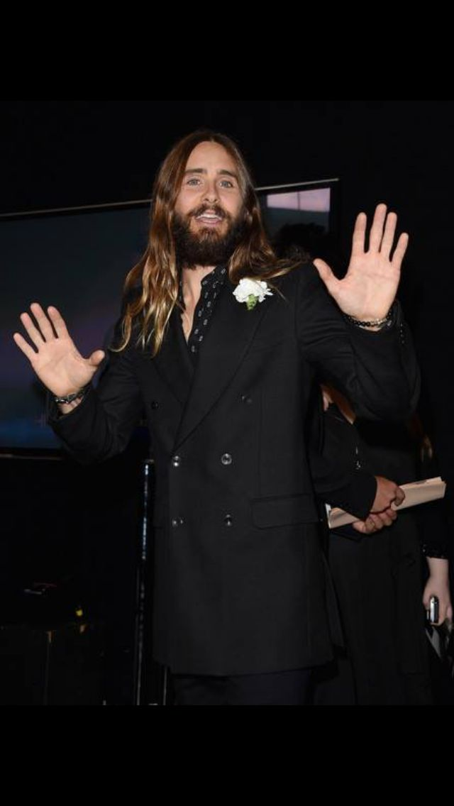 Jared Leto 18th Annual Hollywood Film Awards at The Palladium on November 14, 2014 in Hollywood, California