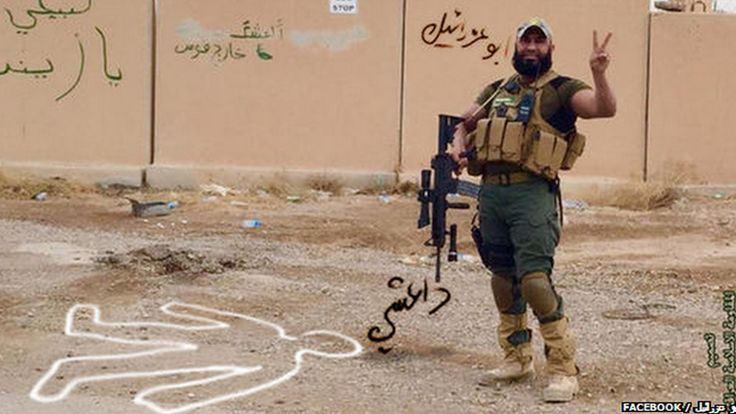 Abu Azrael presence is so devastating to ISIL forces that he is known as the Angel of Death. ISIL fears this man so much that they've forbidden to even speak his name. Now that's fear. Make no mistake, this man is a Christian. His bravery and fierceness is akin to Old Testament stories of David and his mighty men.