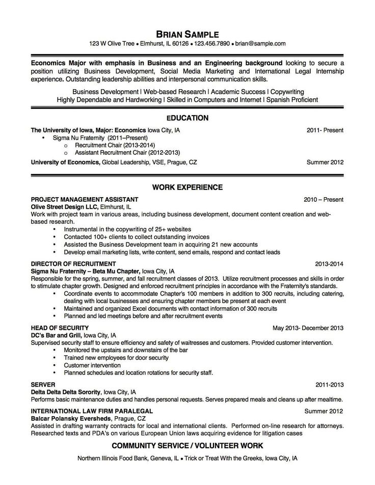 resume template docx free download in 2020 Resume