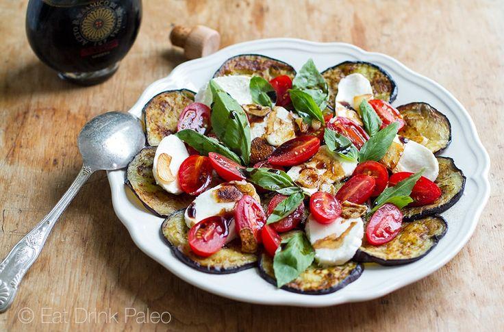recipes for caprese salad