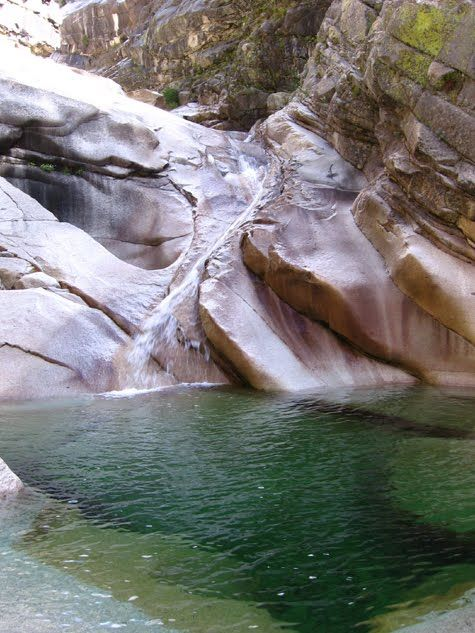 Great Swimming Hole: Tub City, Stanislaus National Forest, California