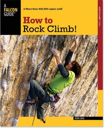 FalconGuides How to Rock Climb! - 5th Edition