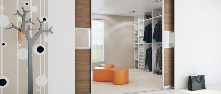 Walk-in closet – få drømmegarderoben din hos HTH