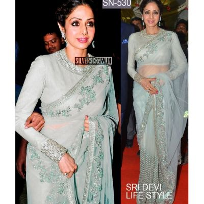 Buy stylish bollywood saree sn530 by undefined, on Paytm, Price: Rs.2936?utm_medium=pintrest