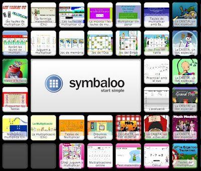SYMBALOO tablas de multiplicar - Buscar con Google