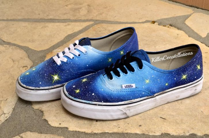 You can purchase these shoes here! https://www.etsy.com/listing/168696766/custom-painted-galaxy-shoes-blue-with?ref=listing-shop-header-1