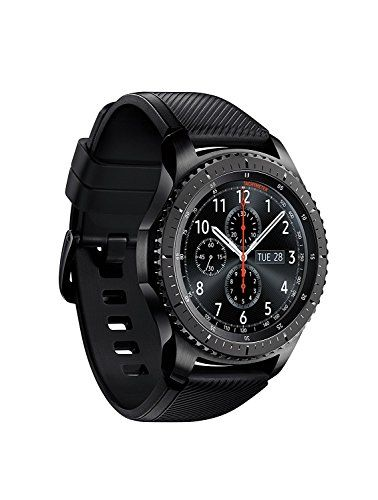 "Other sites might convey to you it's the Great product, but is it Truly? Before you end up shopping for a piece of junk, take a glance at what our reports has discovered concerning the supposedly ""best"" product.   Can't wait? order SAMSUNG GEAR S3 FRONTIER Smartwatch 46MM – Dark Gre..."