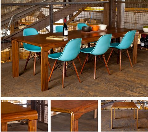 Alpine Dining Table by Modernica - 3 Sizes
