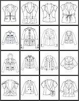 How to sketch fashion/figures ... great tutorial!! Much better than the photo suggests...