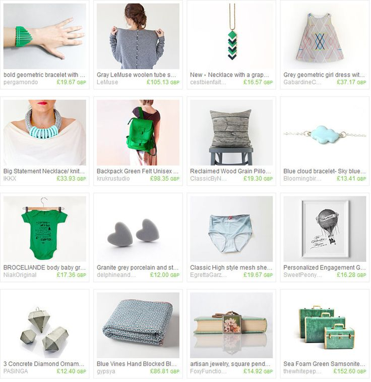 Etsy Treasury Collection 'Oh Happy Day'