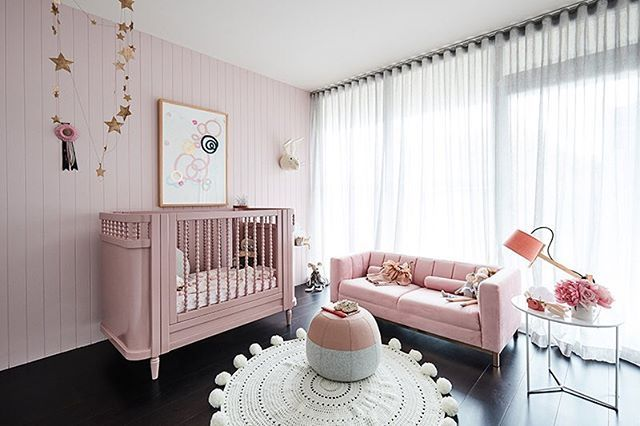 OH MY BABY GIRL // the prettiest nursery and little girls retreat is now LIVE over on @thestyleschool at #rebeccajuddloves blog. Interior design and styling by me, style assist @jorg.stylist 📷 @jamesgeer you need to check out the blog for all the gorgeous details. 💕💕💕💕💕💕💕💕💕💕💕💕💕#babygirl #pink #nursery #interior #interiordesign #styling