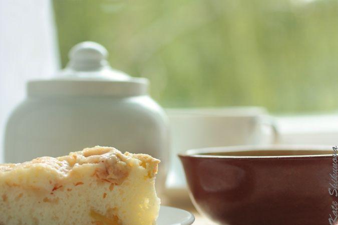 Autumn morning breakfast