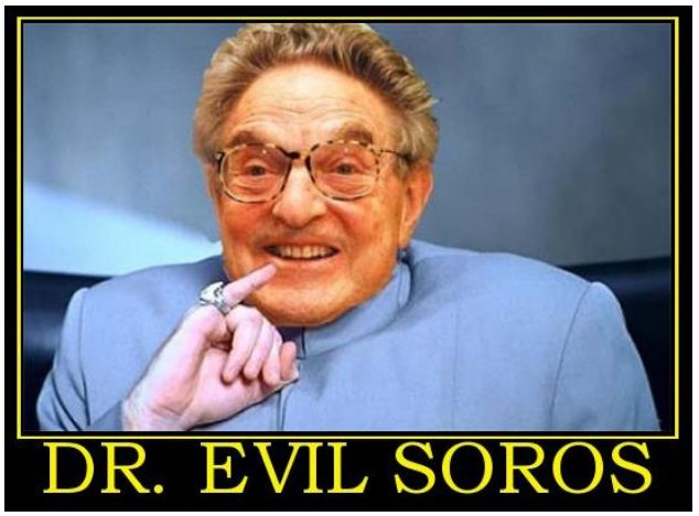 THE MILLENNIUM REPORT: Reporting the Most Important News in the World Today Soros: Evil Economic Warlord, God Wannabe, Or Both? By the Anonymous Patriots The Millennium Report Exclusive The time has come for the Anonymous Patriots to fully expose...