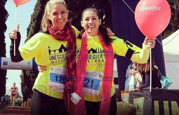 Boston Marathon Bombing Survivor Rebekah Gregory DiMartino Runs First Race Since Tragedy