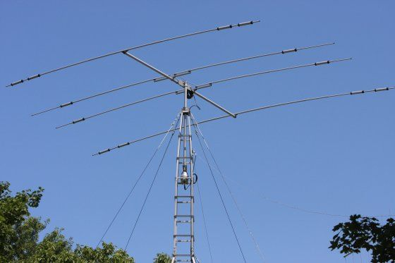 Amateur Radio Hf Antennas 120