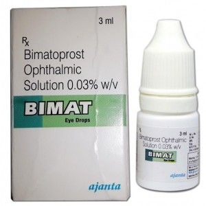 BIMATOPROST SUPPLIER