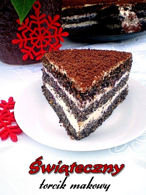 Рождественский торт с маком. Обсуждение на LiveInternet - Российский Сервис Онлайн-Дневников