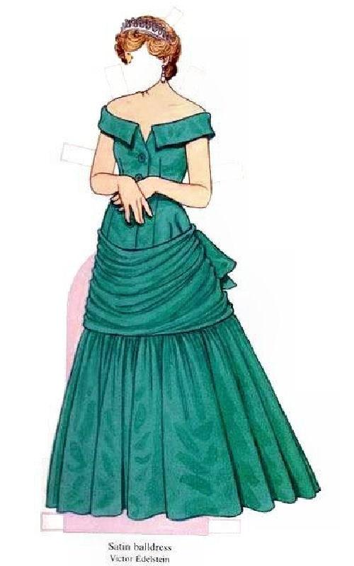 126 best Princess Diana paper doll images on Pinterest | Princess ...