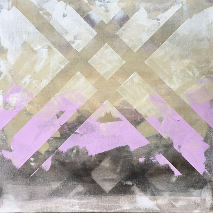 Pia Haugseth 2016 #art #abstract