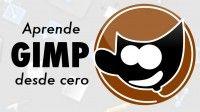 Curso Gimp. Aprende Gimp desde cero. 55 clases más de 10 horas de vídeo. Con certificado al acabar el curso #gimp #curso #video