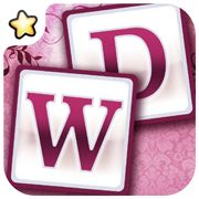 I'm playing Word Dazzle by Stardoll and it's so much fun!