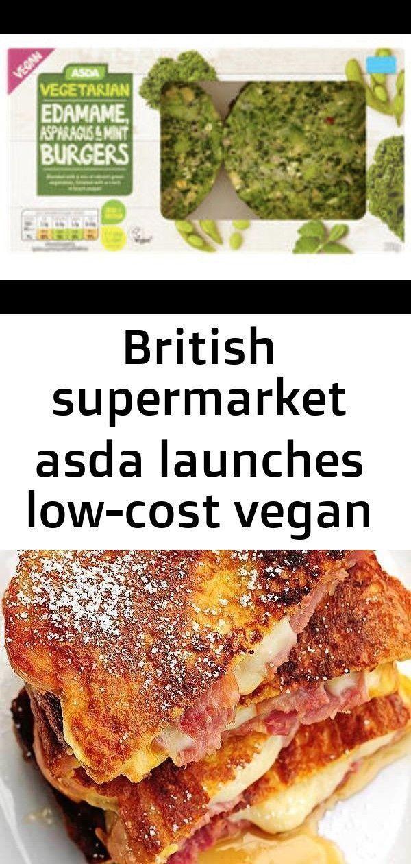 Asda Bbq British Launches Line Lowcost Recipes Supermarket Vegan British Supermarket Asda Launches Low Vegan Bbq British Supermarket Affordable Vegan