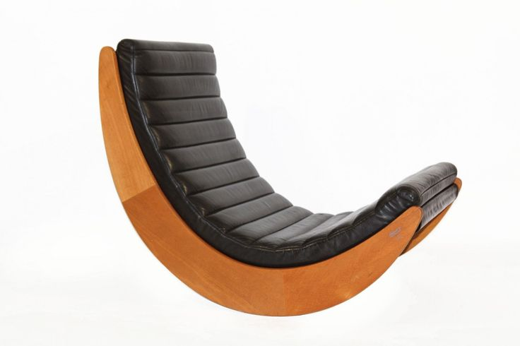 Verner Panton für Rosenthal, Mod. Relaxer 2, Entwurf: 1974