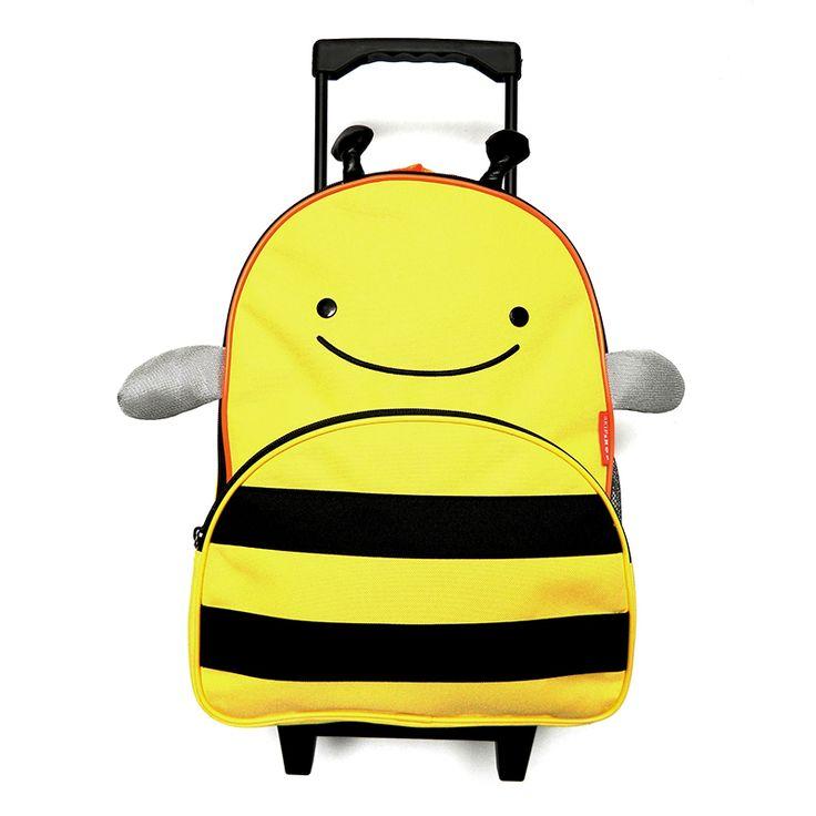 Παιδική τσάντα τρόλεϋ Skip Hop Μέλισσα