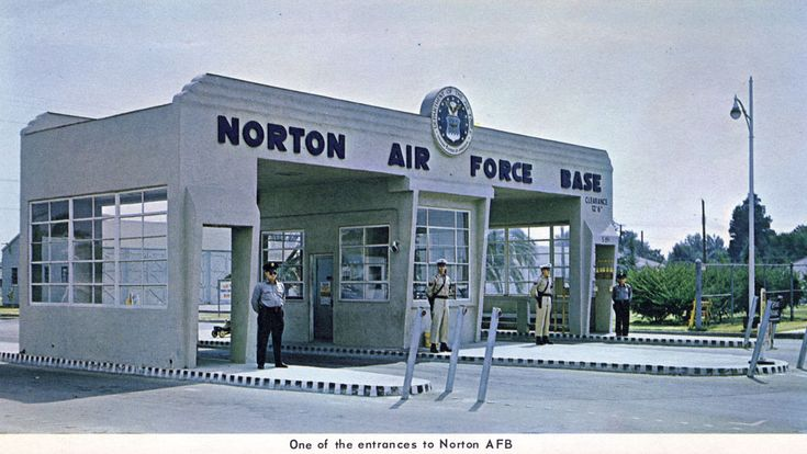 World's Best Norton Air Force Base Stock Pictures, Photos ... |Norton Afb Aerial