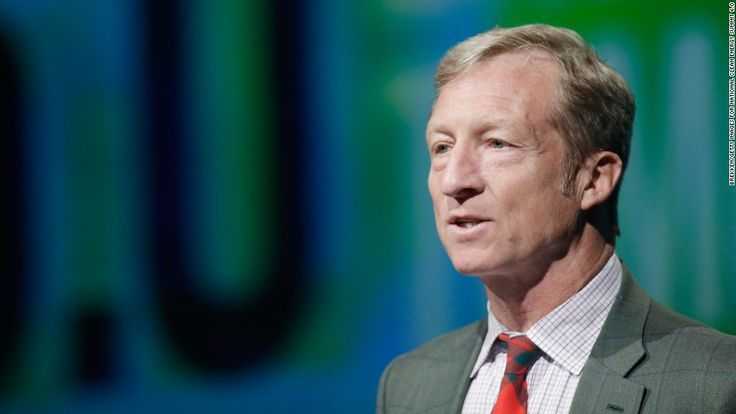 Democratic mega-donor Tom Steyer is pumping more than $10 million into TV ads calling for President Donald Trump's impeachment.