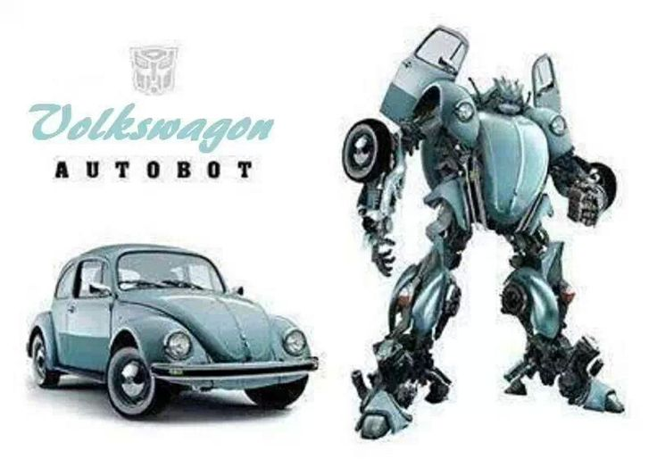 VW transformer | Cool stuff | Pinterest | Transformers