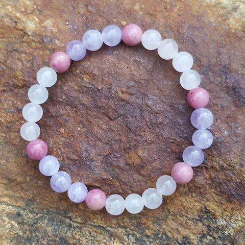 A custom design for a client in love with PINK - the color of universal love of oneself and of others.  http://malarae.com/custom-designs/  #mymalarae #malarae  #customdesign #malas #malabeads #jewelry #gemstones #crystals #intention #meditation #mantra #boho #mindset #joblove #yoga #yogi #holistic #namaste #wellness #love #yogaeverydamnday #yogagirl #manifest #spiritual #yogisofinstagram #accessories #meditate #intuition #rosequartz #pink