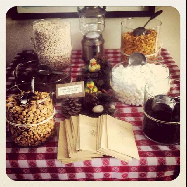 Build Your Own Mini Bar: 17 Best Images About Food Bar Themes On Pinterest