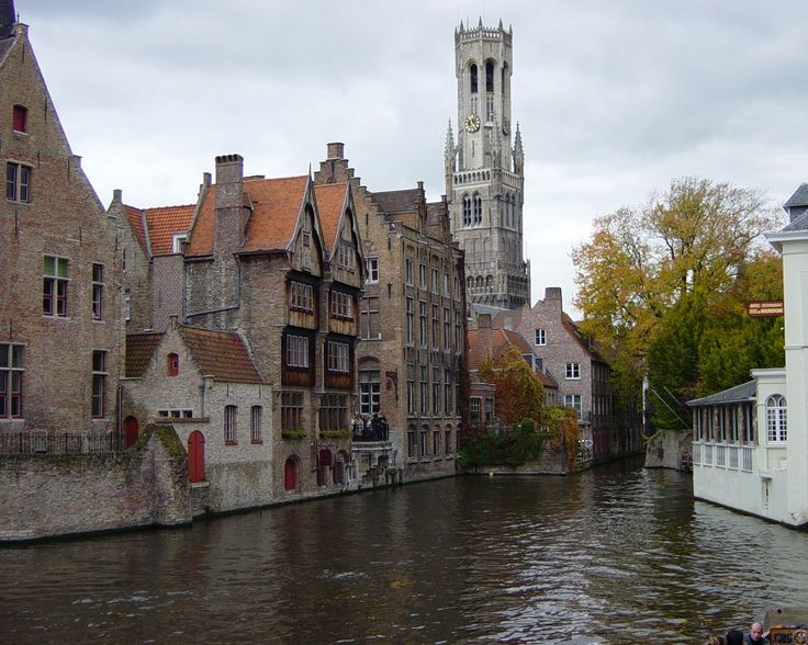 Bruges, Belgium. This will always be special.