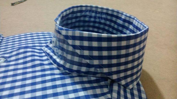 High Collar Dress Shirts For Men
