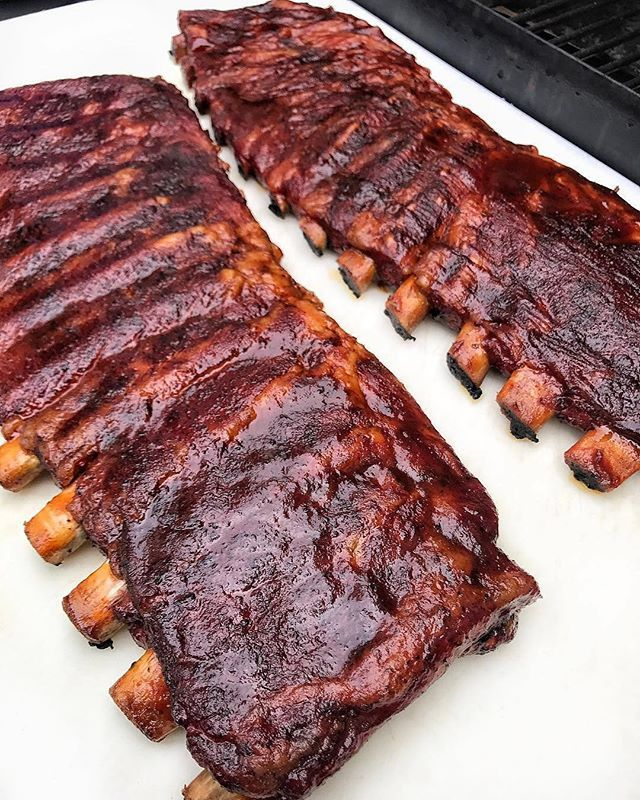 184 Best Ribs Traeger Grills Images On Pinterest