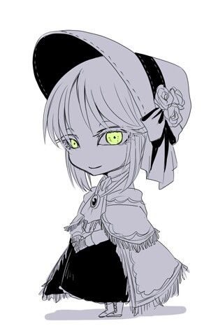 Doll | Bloodborne