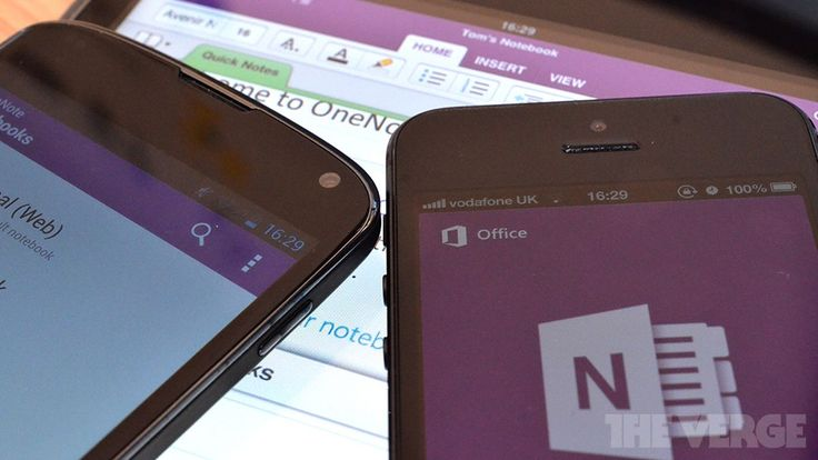 Microsoft's OneNote now lets you import Evernote notes