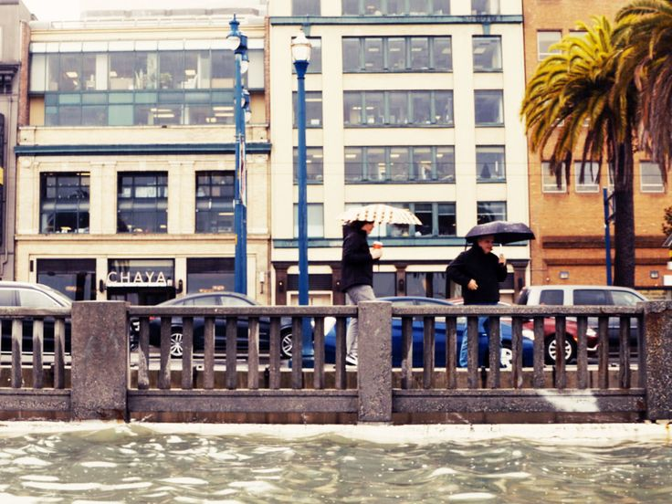 King tides are astronomically-assisted events that give you a glimpse into the future of sea level rise.