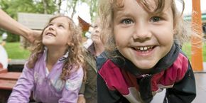 Tips til morsomme barneleker ute i naturen