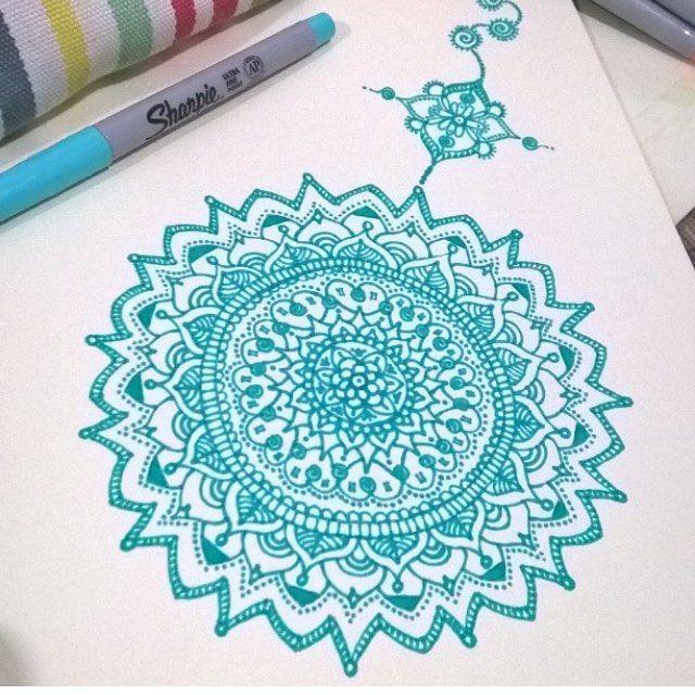 ... Henna Doodle on Pinterest | Paisley Doodle, Henna Canvas and Body art