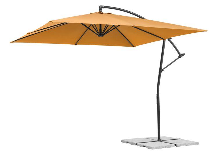 Schneider Sonnenschirm Andros 270 x 270 mandarine