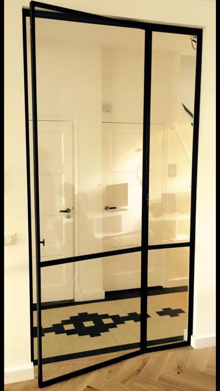 Steel Doors Stalen deuren Stalen binnen deuren Gijsrobert.com