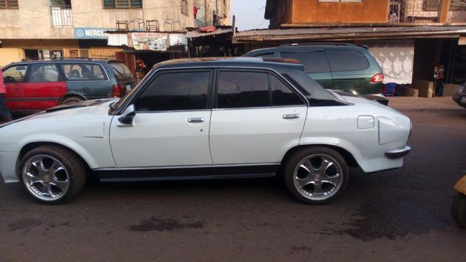 See How Nigerian Man Transformed Old and Abandoned Peugeot 504 Car to Look Totally Incredible (Photos) http://ift.tt/2CM7pL3