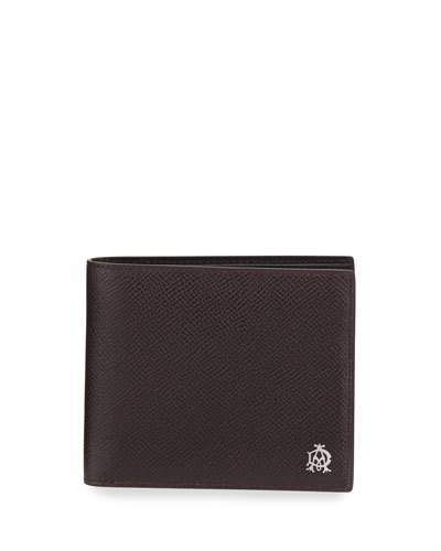 Alfred Dunhill Cadogan Leather Wallet, Oxblood