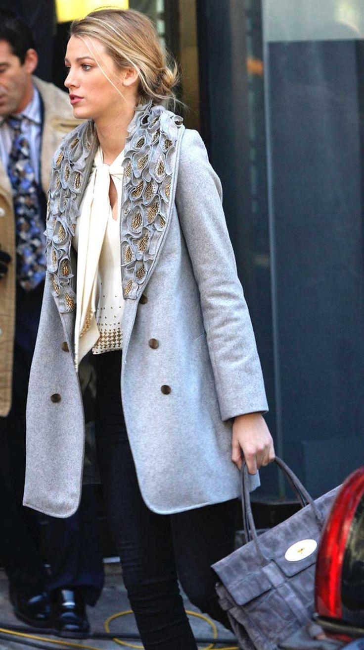65 Veces En Las Que Envidiamos Los Looks De Blake Lively En Gossip Girl