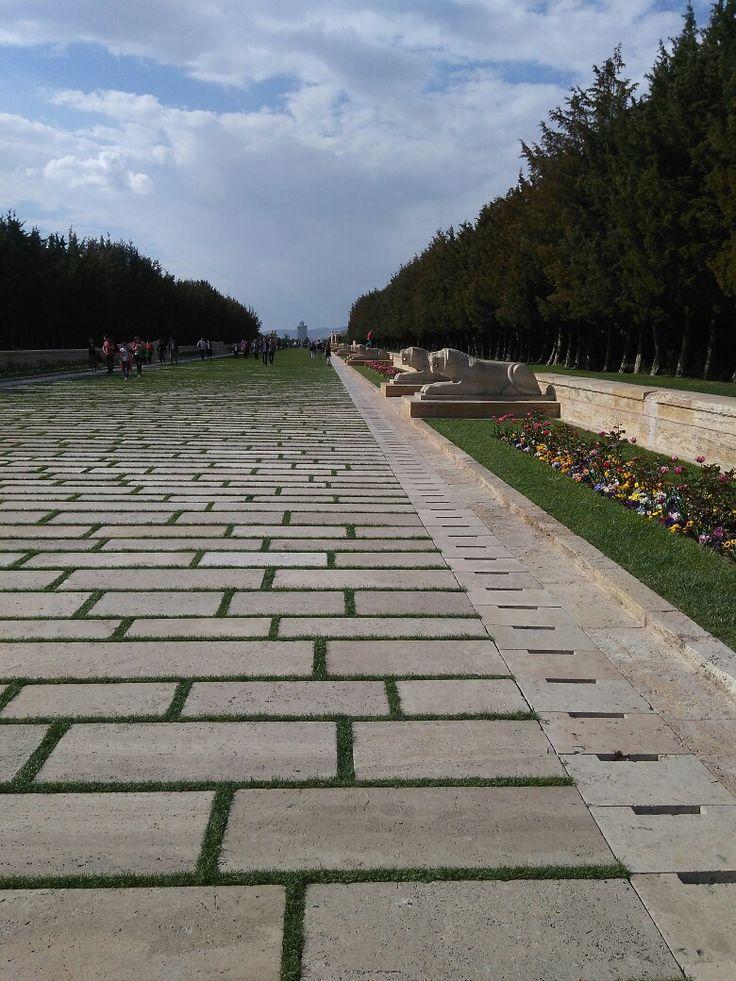 Aslanlı Yol Anıtkabir Ankara