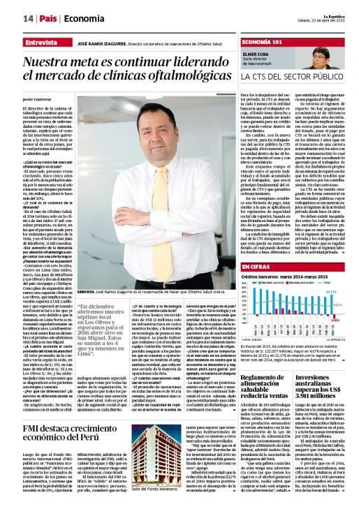 http://www.larepublica.pe/25-04-2015/nuestra-meta-es-continuar-liderando-el-mercado-de-clinicas-oftalmologicas